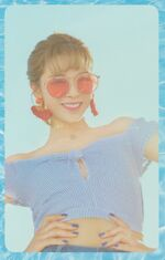 Dance The Night Away Pre-Order Ver. A Jeongyeon