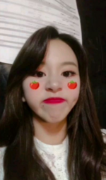 Chaeyoung IG Update 300917 2