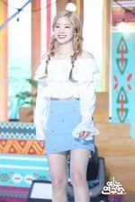 Music Core 180714 Dahyun 4