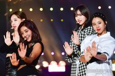 Tokyo Girls Collection 2018 Stage Nayeon, Jihyo, Mina, & Chaeyoung
