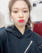 Jeongyeon IG Update 190312