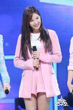Music Core 180428 Sana 5