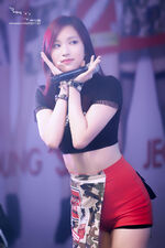 Mina Like Ooh-Ahh showcase 4