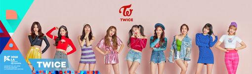 KCON LA 2018 Twice 2