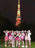Twice Tokyo Tower