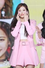 Music Core 180428 Sana 4
