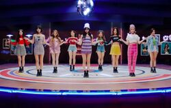 What Is Love? Group MV Picture