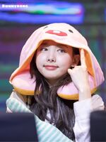 Yes Or Yes Yeouido Fansign Nayeon 3