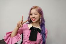 2018 MGA Genie Music Awards Scene Making Dahyun