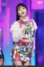 Mina Fancy MCountdown 3