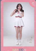TWICEland Encore Concert Photocard Nayeon