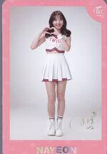 TWICEland Encore Concert Photocard Nayeon