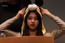 Yes Or Yes Sangnam Fansign Chaeyoung 10