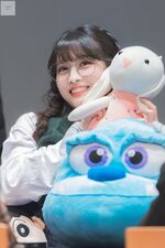 Yes Or Yes Sangnam Fansign Momo 16