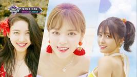 M COUNTDOWN 180719 Nayeon, Jeongyeon, & Momo