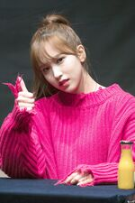 Yes Or Yes Sinchon Fansign Mina 8
