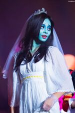 ONCE Halloween Fanmeeting Tzuyu 8