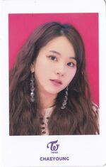One More Time Photocard Chaeyoung 2