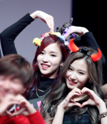 Mina and Sana fan meet 3