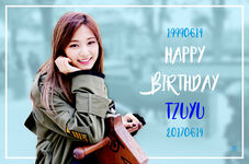 Birthday Tzuyu 2017