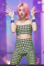Chaeyoung Fancy MCountdown 2
