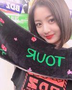 Jihyo IG Update 181014 3