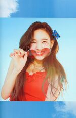 Dance The Night Away Scan Ver A Nayeon 2