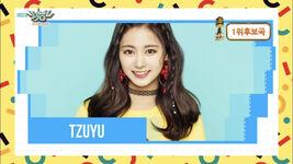 Music Bank 180427 Tzuyu