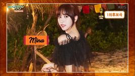 Music Bank 180720 Mina