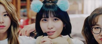 What Is Love Momo MV Screenshot 4