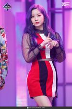 Dahyun Fancy MCountdown 1