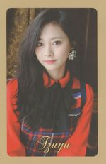 The Year Of Yes Pre Ver B Tzuyu