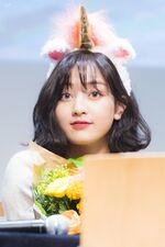 Yes Or Yes Sangnam Fansign Jihyo