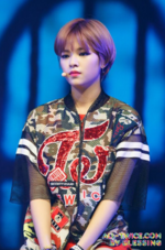 Jeongyeon Like Ooh Ahh showcase