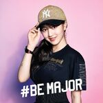 Jihyo MLB summer 17 1
