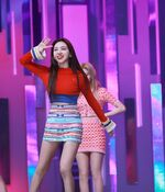 Nayeon Fancy Stage 190614 1