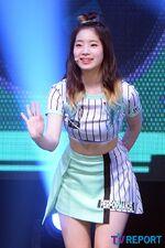 Dahyun Cheer Up showcase 3