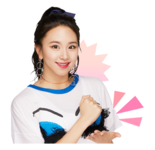 Twice Line Stickers Chaeyoung 2