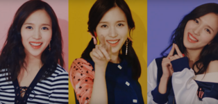 Mina Knock Knock MV