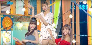 Music Core 180714 Momo, Jeongyeon, & Jihyo