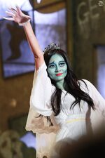 ONCE Halloween Fanmeeting Tzuyu 12