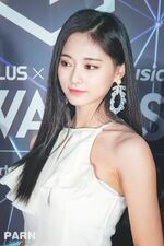 2018 MGA Carpet Tzuyu