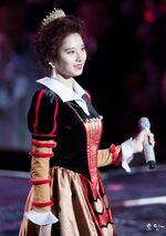 ONCE Halloween Fanmeeting Sana 4