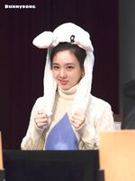 Yes Or Yes Sangnam Fansign Nayeon 2