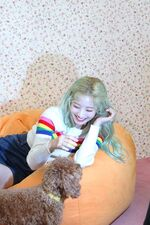 Fancy Jacket Shooting 2 Dahyun