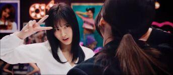 What Is Love Sana MV Screenshot 2