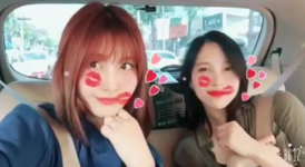 Momo and MinaI IG Update 2
