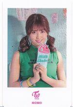 TT Japan Photocard Momo