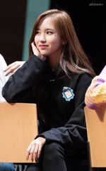 Yes Or Yes Sangnam Fansign Mina 5