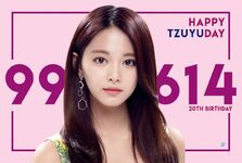 Birthday Tzuyu 2018